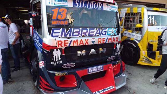 Copa truck foto 2