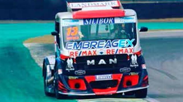 Copa truck foto 3